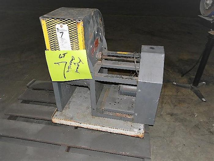 Used 1/3 HP Porter Model 1220 Blower stock # 4679-012