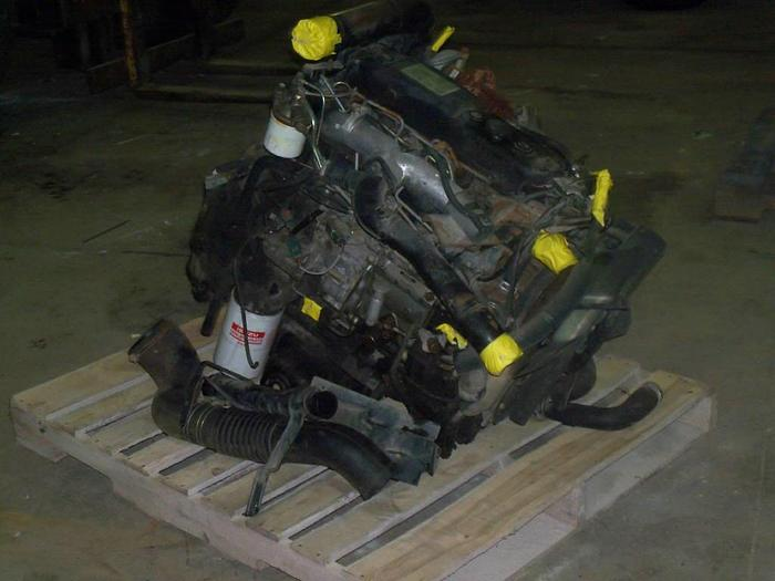1997 Isuzu Engine- Stock #: 0066
