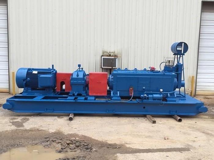 Used National Oilwell Varco 625Q-7 Quintaplex Pump