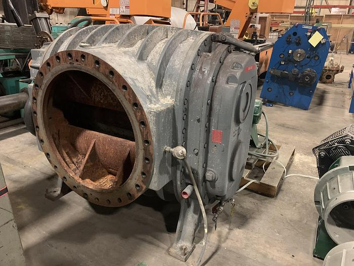 Used ROOTS ROTARY LOBE BLOWER 1200 RPM MFG. 2017