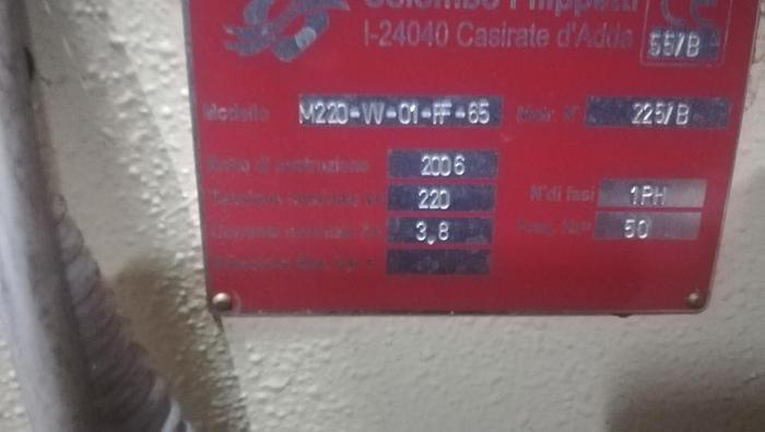 2006 COLOMBO FILIPPETTI M220