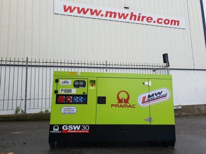 Pramac GSW 30