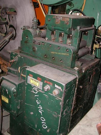 "8"" x .105"", LITTELL, No. 308-7PDL, 1961, MOTORIZED STRAIGHTENER"