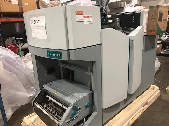 2014 - Oce Variostream 7200 Printing System (Pinfeed - LOW FOOT COUNT)