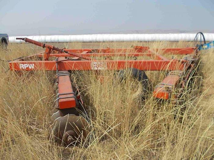 Used 18' Case RPW Offset Disk