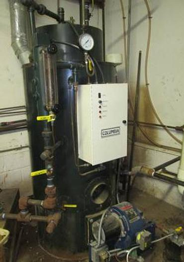 Columbia Steam Boiler