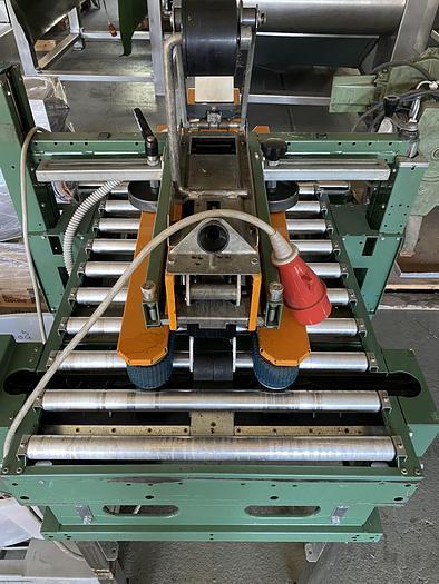 Gebraucht Kartonverkleber, Fabrikat Comarme, Model GEM-50/RC, Baujahr 1997
