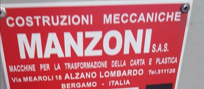 Manzoni Seriana 31 + 3 col. in line flexo (totally overhauled) year 1998