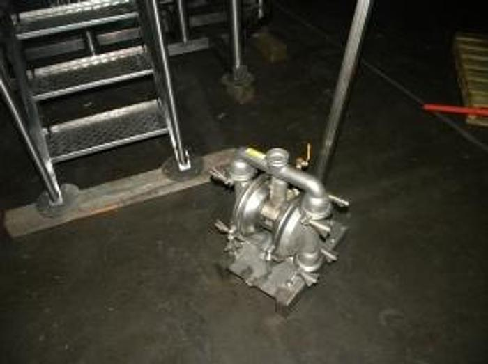 Lutz  S/S Diaphragm Pump