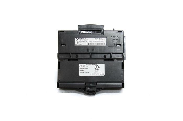 Used Field Point FP-AI-110 8-Ch 16-Bit Analog Input FP-TB-1 mV,V, 20 mA (5289)