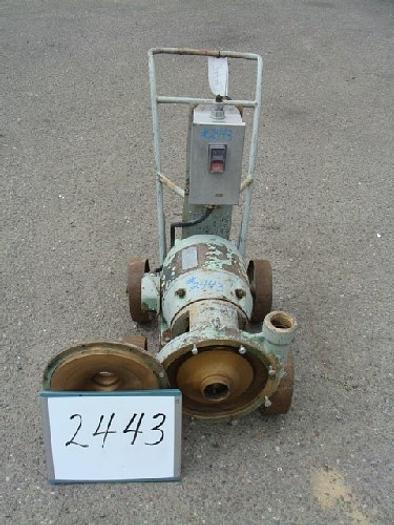 3'' x 2 1/2'' Centrifugal Pump #2443