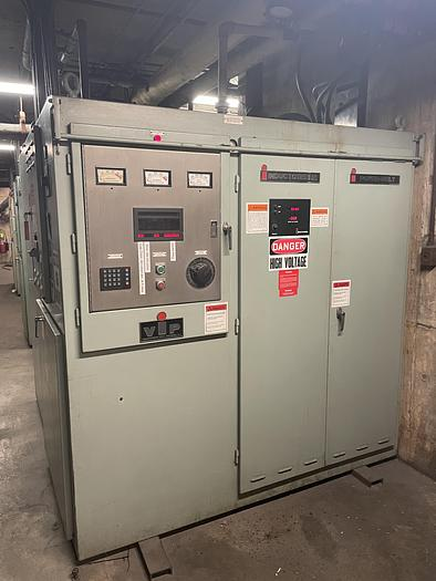 Used 2006 INDUCTOTHERM TILTING INDUCTION FURNACE