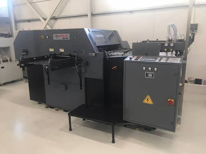 Used Autoprint Repetto 80 - automatic sheetfed diec-utting (New)