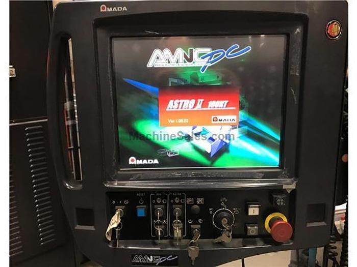 2009 110 Ton Amada Astro II 100NT HDS-1030 CNC Press Brake