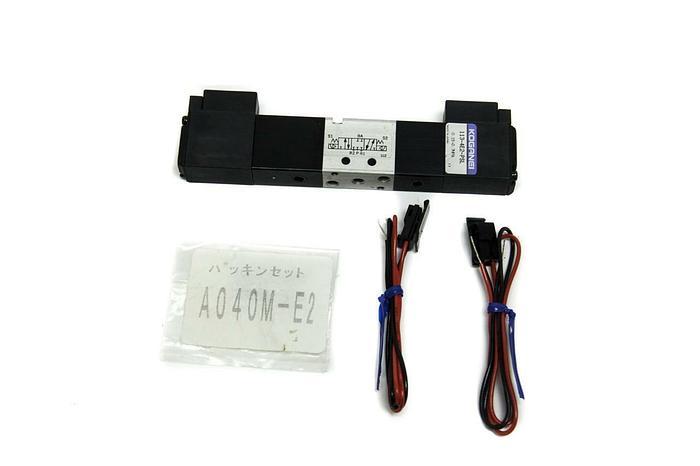 Used Koganei Solenoid Valve 113-4E2-PSL 24VDC 0.15-0.7 MPa New (5036)