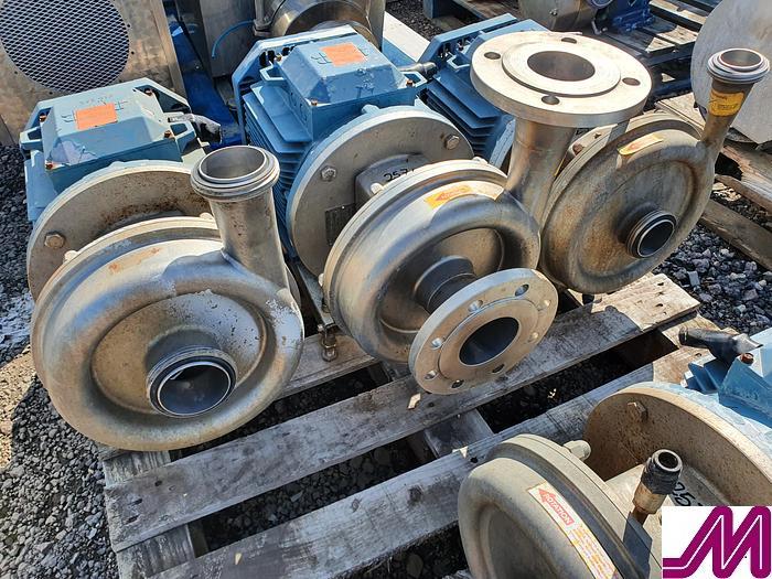 Used Alfa Laval LKH 25/170