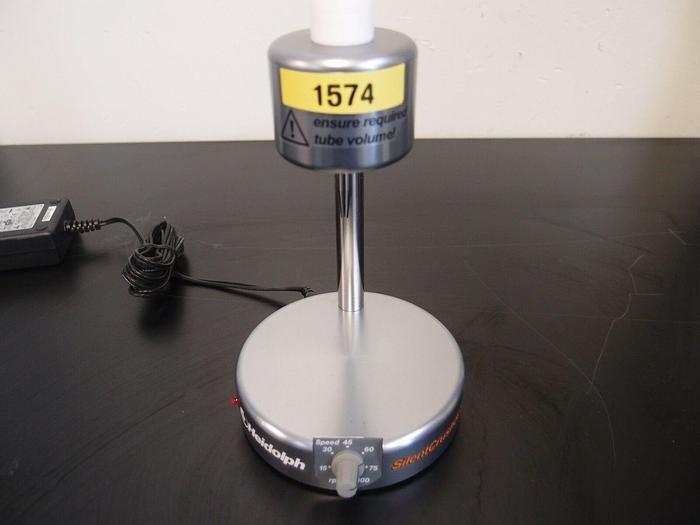 Used Heidolph SilentCrusher S 595-05000-00-2 Homogenizer (1574)
