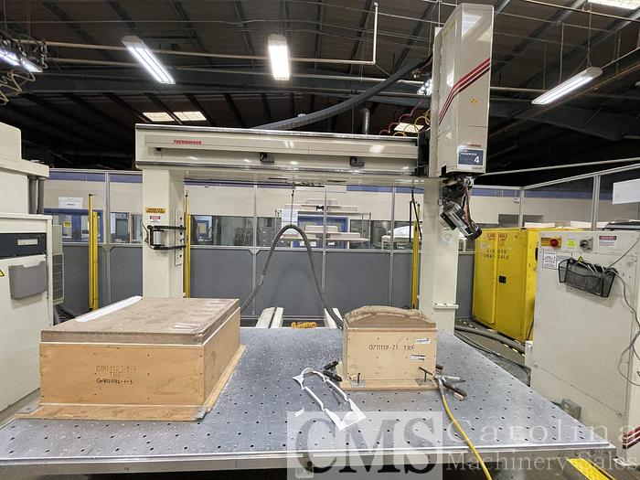 Used Thermwood M67 CNC Router