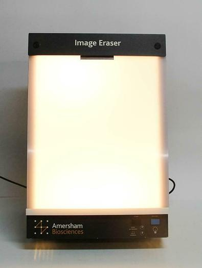 Used GE Healthcare Amersham Biosciences 810-UNV Image Eraser Light Box (4977) c