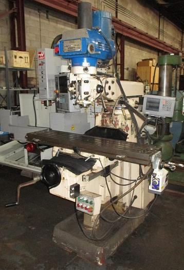 "12"" X 54"" K & R VERTICAL MILLING MACHINE"