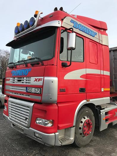 2002 DAF 95 XF 430 EURO 3 MANUAL