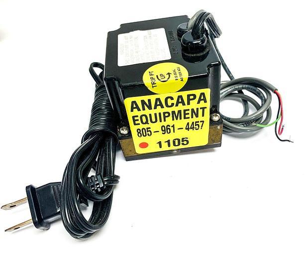Proteus Industries 0105B110 Flow Switch 120v~, 10mA, 50-60Hz NEW (1105) W