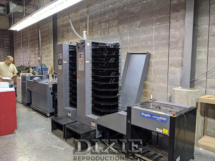 Used 2006 Duplo System 5000