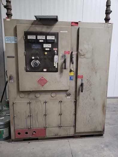 Used 2001 PILLAR MK8 100 KW POWER SUPPLY