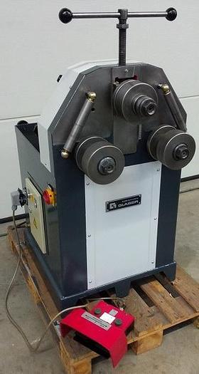 Gebraucht Ringbiegemaschine Glaser GEBR 645