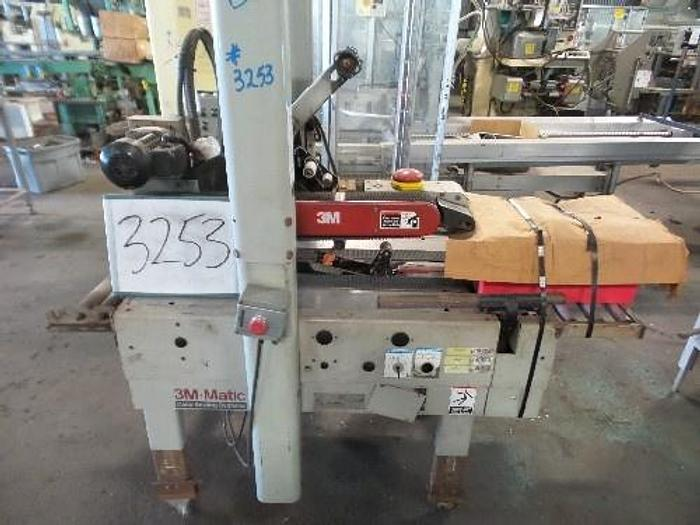 Used 3M Automatic Random Case Taper Model 700R