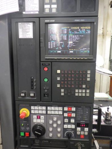 1998 Mori Seiki SH-400
