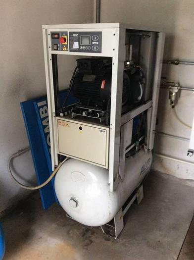 2002 ALUP compressor GE 7.6