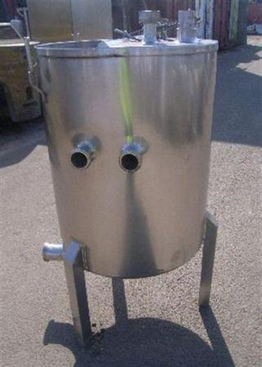Used 290 Litre Stainless Steel Tank