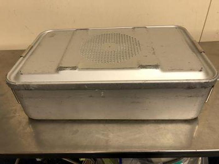 Used Aesculap Case Sterilisation 445 x 275 x 130mm