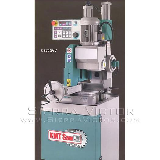 KMT SAW Vertical Column Semi-Auto Cold Saw: C 370 SA