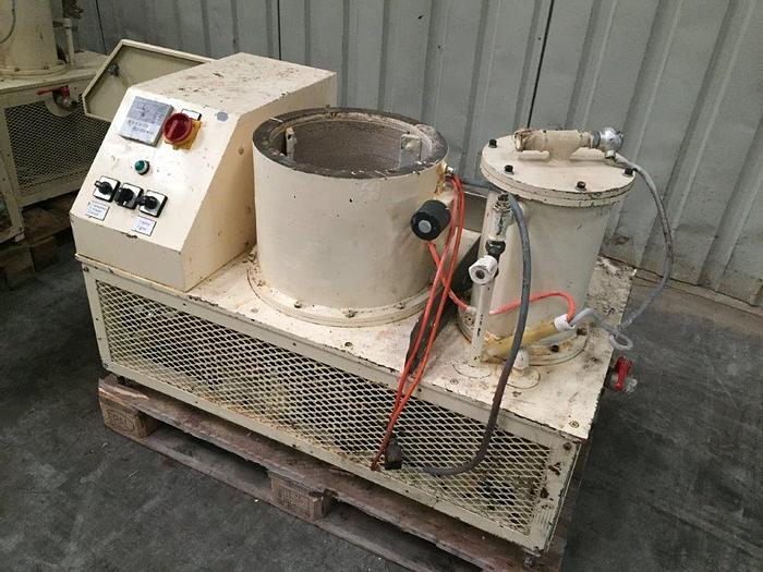 Used Chocolate tempering machine