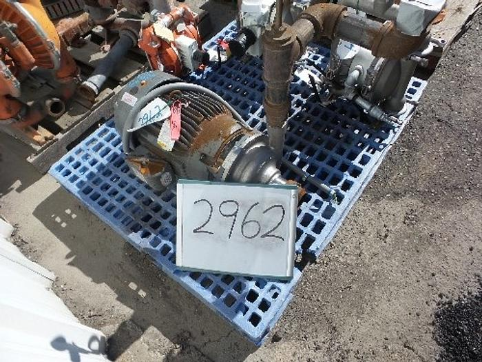 Used Ampco 2'' x 1 1/2'' Centrifugal Pump
