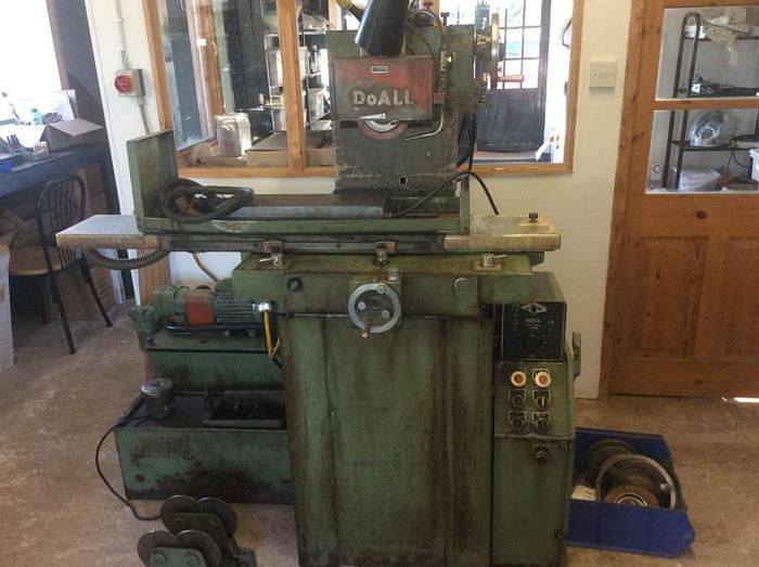 Used DoAll VS618-3 Surface Grinder