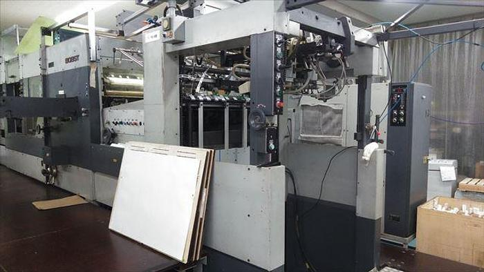 Used 1989 Bobst SP 102 CER