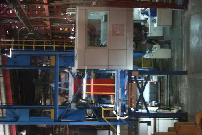 1250mm Coil Coating Line: CC-173