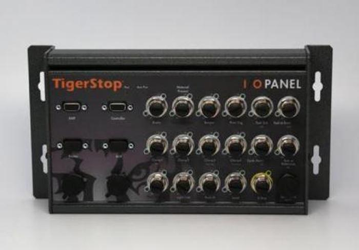 Tigerstop I-O Panel