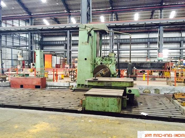 Used WMW Heckert BFP 165/2 Floor Boring - 1983