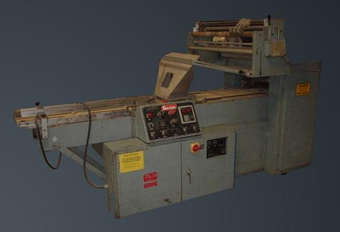 Used SHANKLIN WRAPPER AND SHRINK TUNNEL, MODELS F-3 AND T7XL