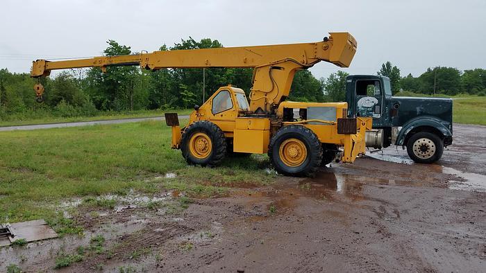 Used 1986 BLH Austin - Western 410 senior Hydraulic Crane
