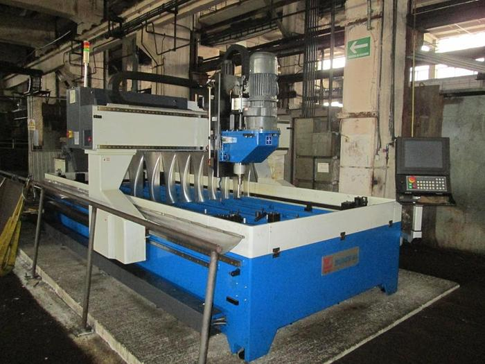 2015 Knuth CNC Floor-Type Horizontal Boring Mill Drillmaster 4016