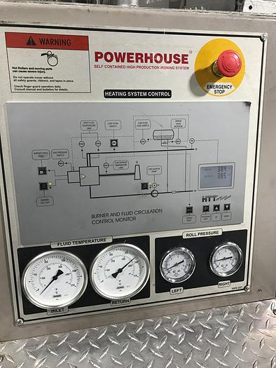 "2010 CHICAGO POWERHOUSE 2 ROLL 52"" X 136"""