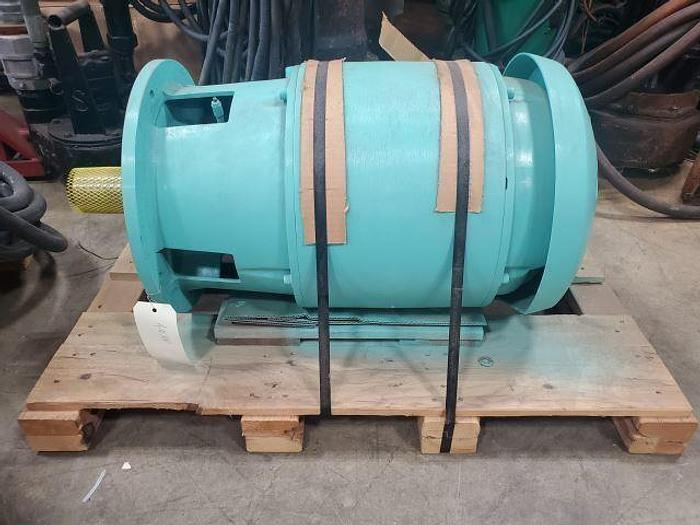 Used SMITH AND LOVELESS 40HP  MOTOR (BRAND NEW )
