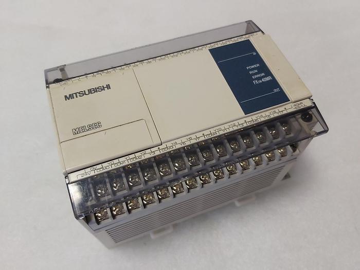 Gebraucht Mitsubishi Electric FX1N-40MR-ES/UL, 100-240VAC,