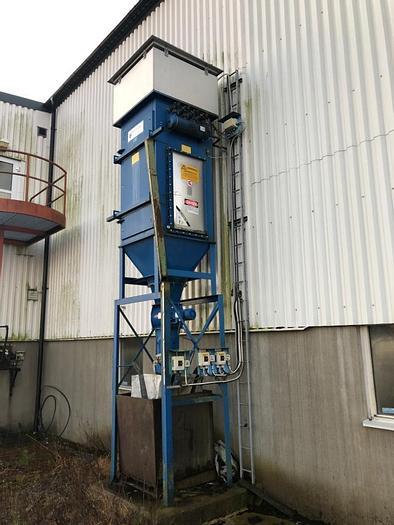 Used Ventilatorverken, Vacuum suction filter