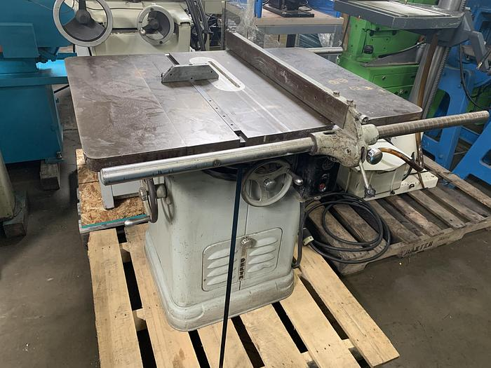 ROCKWELL DELTA UNISAW TABLE SAW